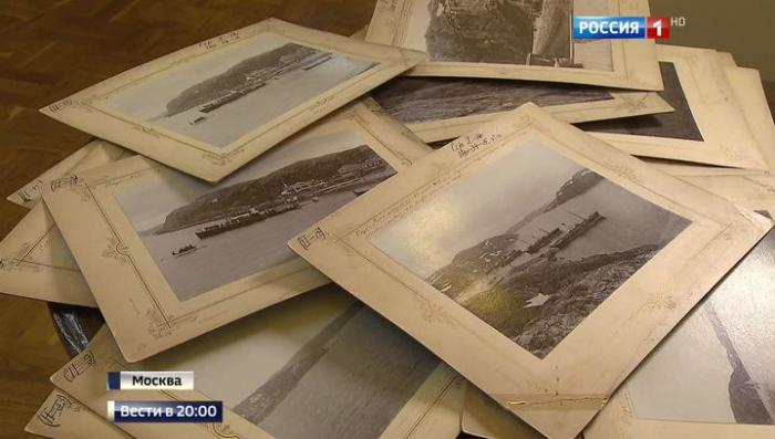 В МГУ нашли уникальный фотоархив столетней давности