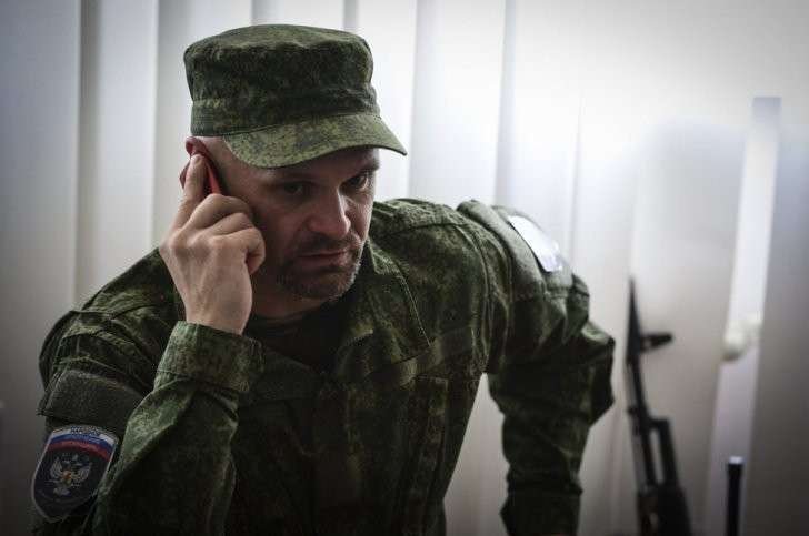 За убийством комбата «Призрака» Мозгового стоит соратник Коломойского