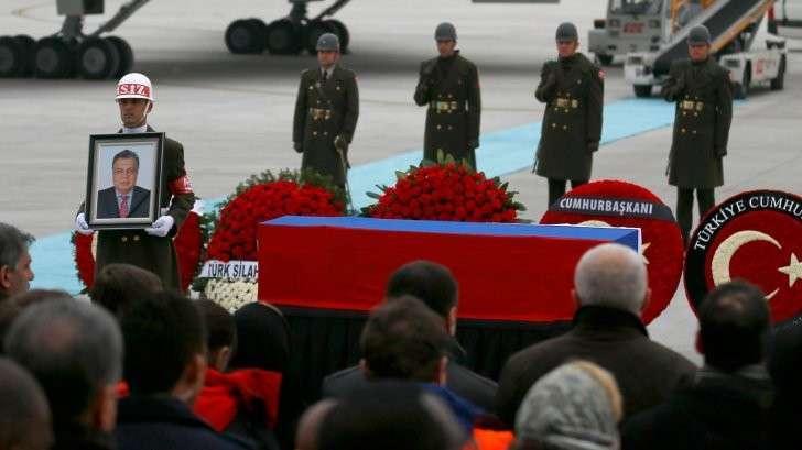 В Турции полно идиотов, оправдывающих убийство российского посла