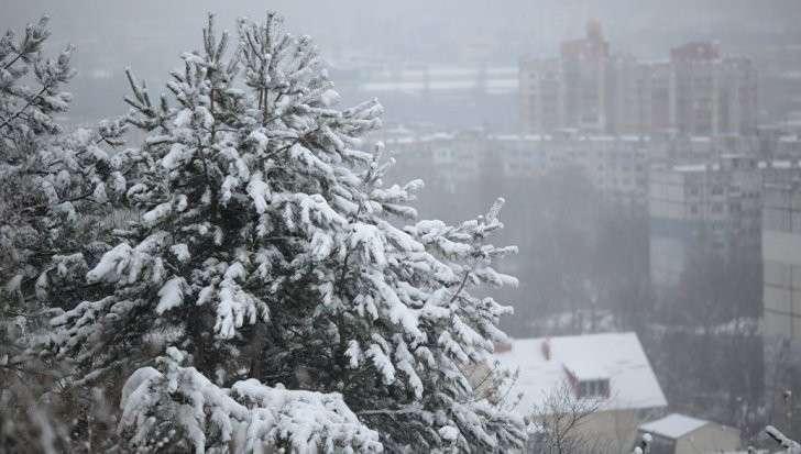 В Югре зафиксировали рекордную температуру в минус 62 градуса