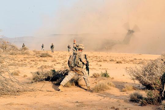 Американцы зачистили опасных свидетелей в Ливии и готовы разрушать страну дальше