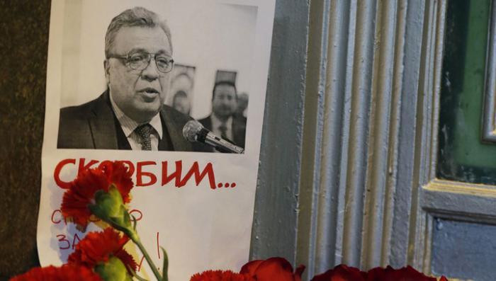 СМИ чёрной аристократии не видят повода лить слёзы по убитому российскому послу. Они что: не люди?