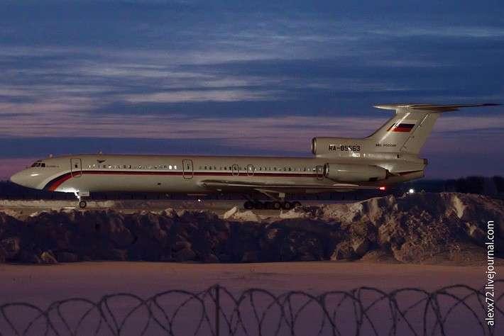 Ту 154Б-2