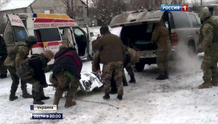 Попытка прорыва в ЛНР: каратели потеряли около 40 бойцов под Дебальцево