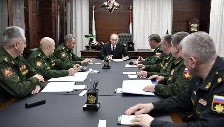Россия сильнее любого потенциального агрессора новым уникальным оружием