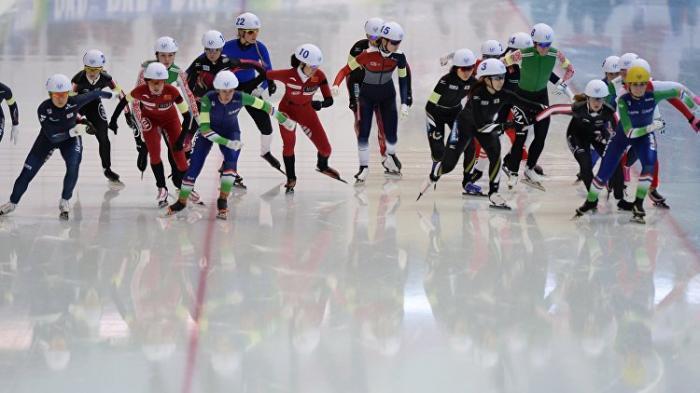 WADA отобрала у России этап Кубка мира по конькобежному спорту