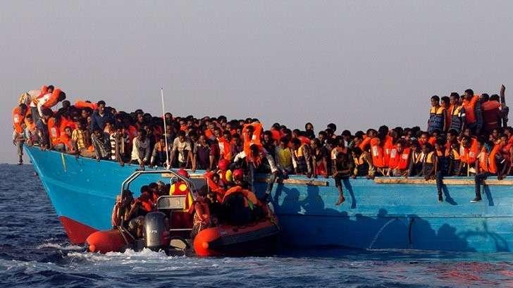 Европейский бизнес и НАТО наживаются на миграционном кризисе в ЕС