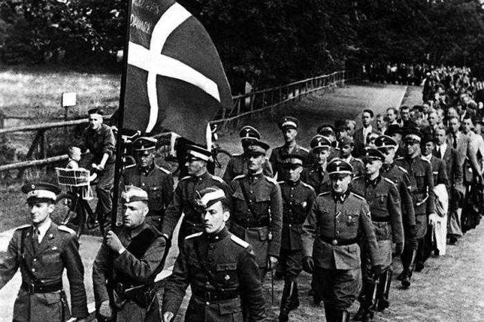 Как «ЕС» помогал Гитлеру: итальянские фашисты, кровавые румыны и финские концлагеря