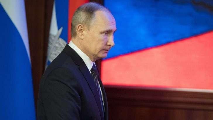 Владимир Путин проведет большую пресс-конференцию сегодня в 12.00