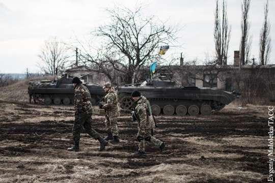 Бои на «светлодарской дуге» стали крупнейшим кризисом в Донбассе за год