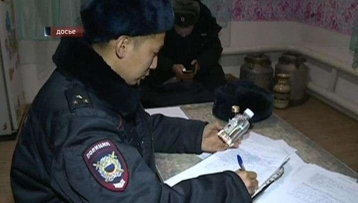 В Иркутске нашли склад с 10 тоннами левого метанола