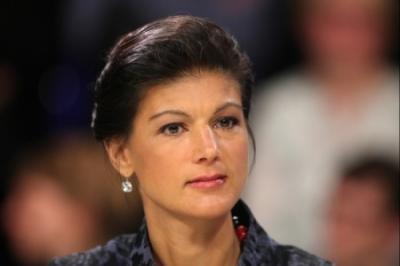 Сара Вагенкнехт: террор у дверей нашего дома – продукт нашего террора против гражданского населения на Востоке