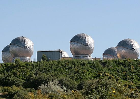 Войска ВКО приступили к развёртыванию системы контроля космического пространства
