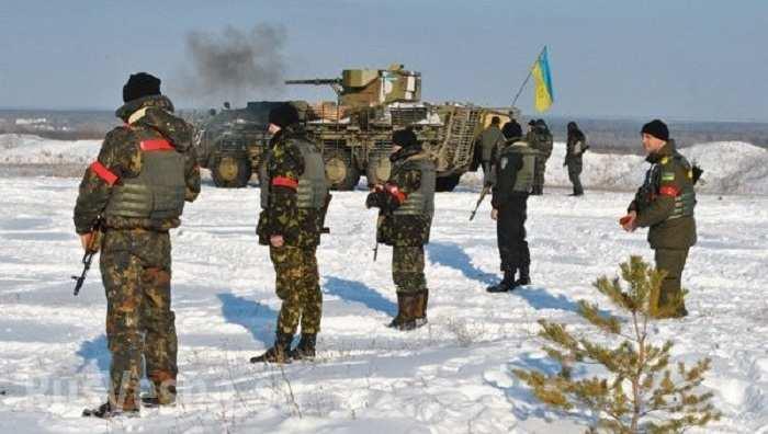 Более 50украинских военныхпогибли, 100ранены припопытках прорыва уДебальцево — Народная милиция ЛНР