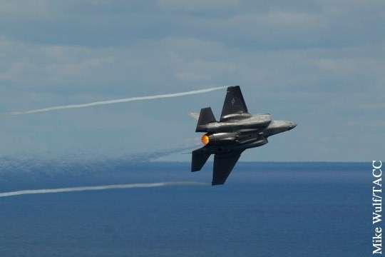 Истребитель F35 вступил в беспощадную схватку за новые миллиарды налогоплательщиков