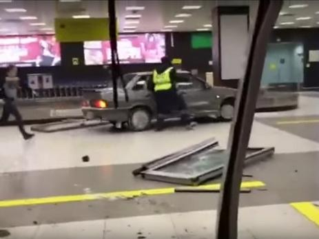 Гонки по аэропорту Казани. А если бы это был теракт?