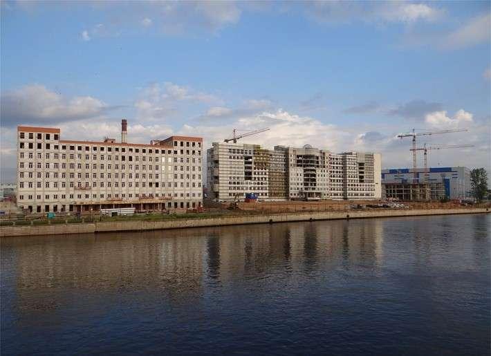 Строительство Северо-Западного регионального центра Концерна ПВО «Алмаз-Антей»