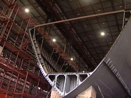 ВМФ РФ вскоре получит новейший малый ракетоноснец «Буря»