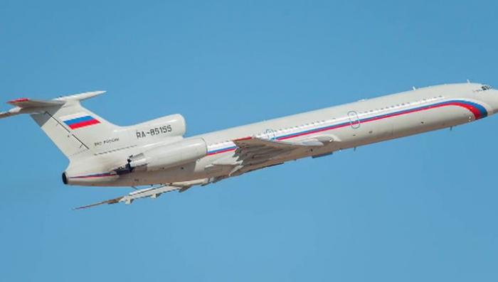 На борту разбившегося Ту-154 летели журналисты Первого канала и телеканала «Звезда»