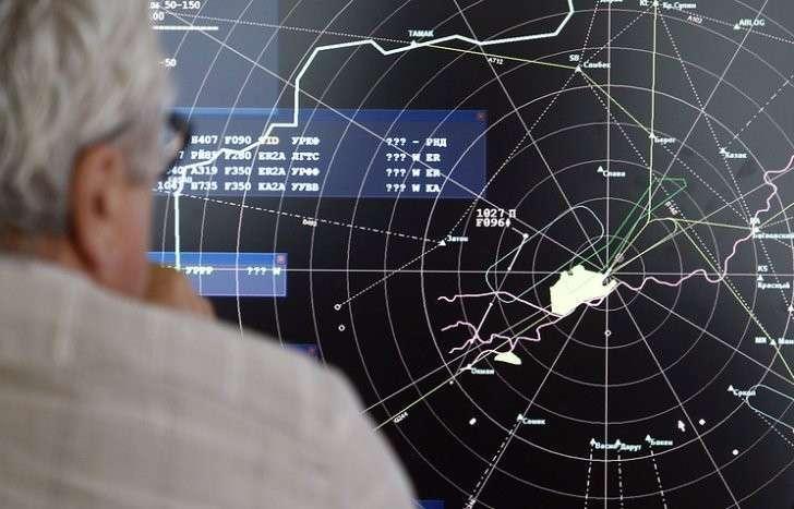 Видео с места крушения Ту-154 Министерства Обороны под Сочи