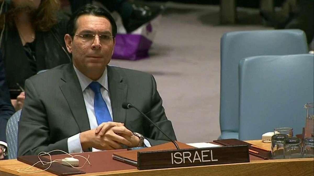 Евреям наплевать на резолюции Совета Безопасности ООН