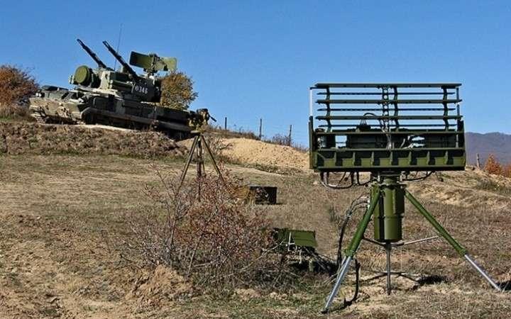 Абхазия: на полигоне Нагвалоу расчеты ЗРК российской военной базы осваивают РЛС «Гармонь»