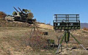 На полигоне Нагвалоу расчёты ЗРК российской военной базы осваивают РЛС «Гармонь»