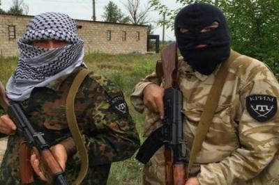 На Перекопе вновь беспредел – аскеры-«блокадники» грабят и похищают людей