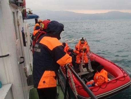 Несколько пассажиров разбившегося Ту-154 были в спасательных жилетах