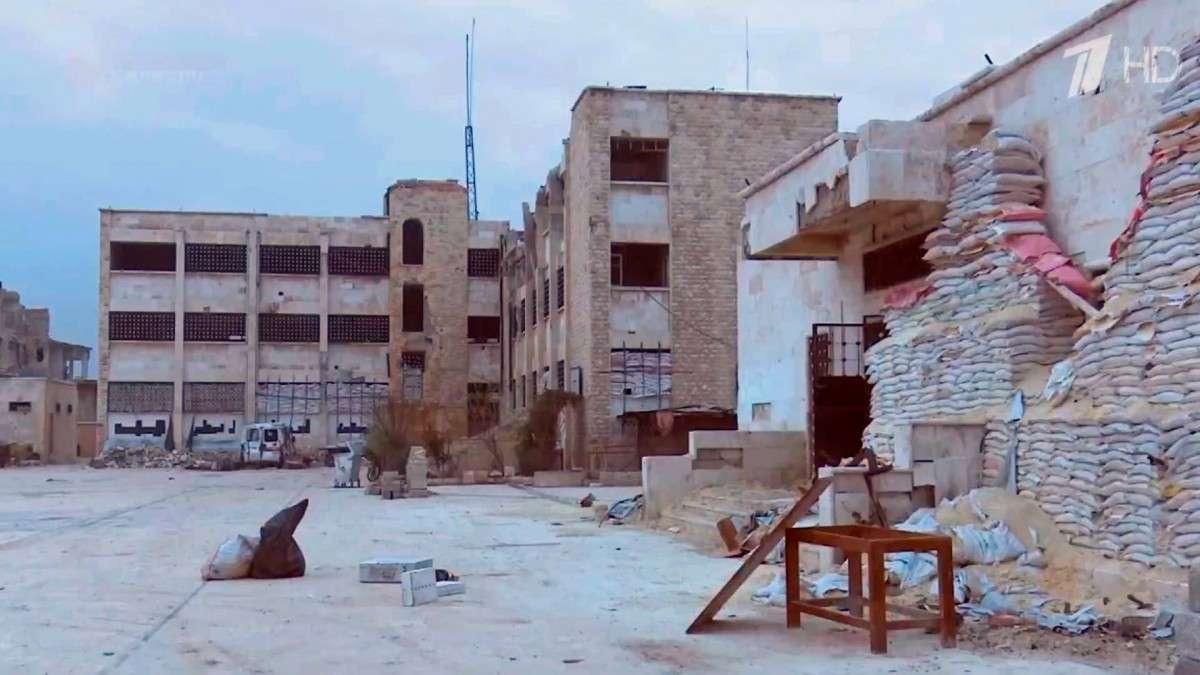 В Алеппо обнаружено массовое захоронение жертв боевиков