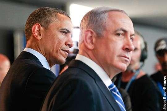 Уходя на пенсию Барак Обама рассорил Украину и Израиль