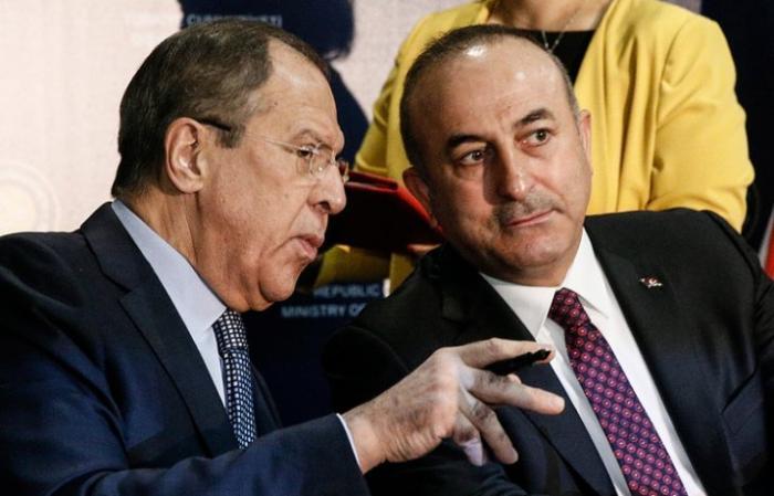Сергей Лавров обсудил с Чавушоглу установление перемирия на всей территории Сирии