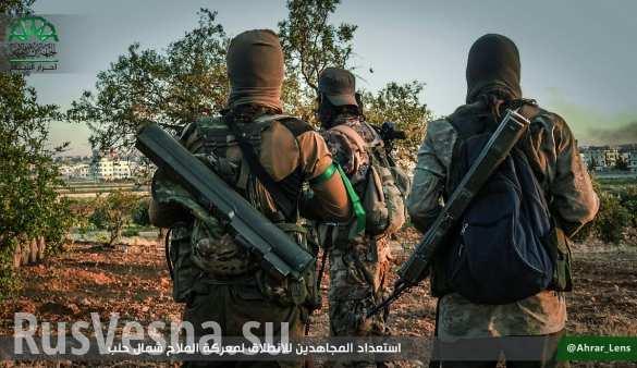 Бойня в Идлибе: неизвестные уничтожают главарей сирийских боевиков и их базы (ФОТО 18+)