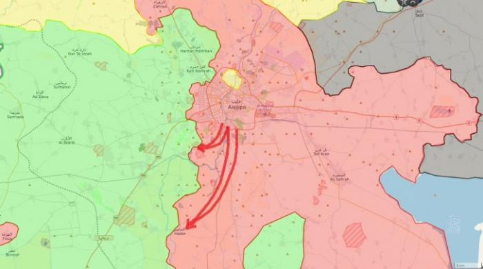 Турецкий фронт или расклады по северной Сирии