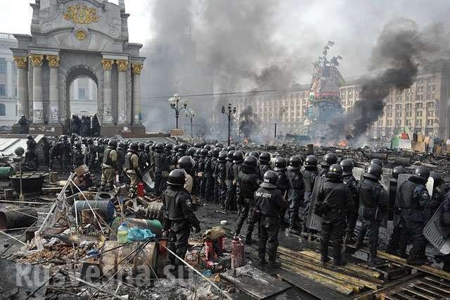 Суд в Москве признал события в Киеве 2014 года госпереворотом