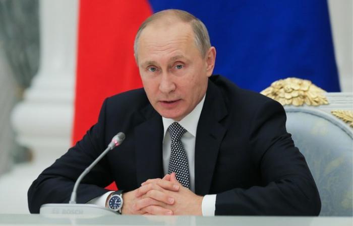 Владимир Путин назвал Россию экологическим донором мира