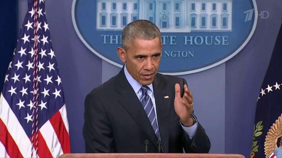 Барак Обама сделал Россию основной статьей расходов в законе об обороне США