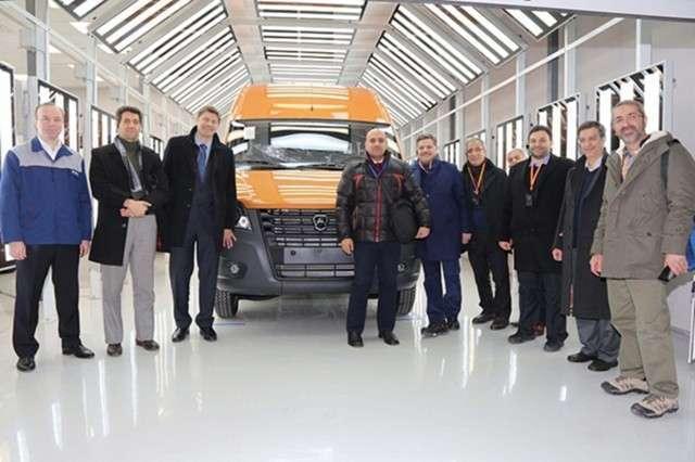 Группа ГАЗ поставит в Иран 900 комфортабельных автобусов