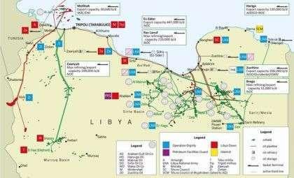 В Ливии разгорается очередной виток гражданской войны
