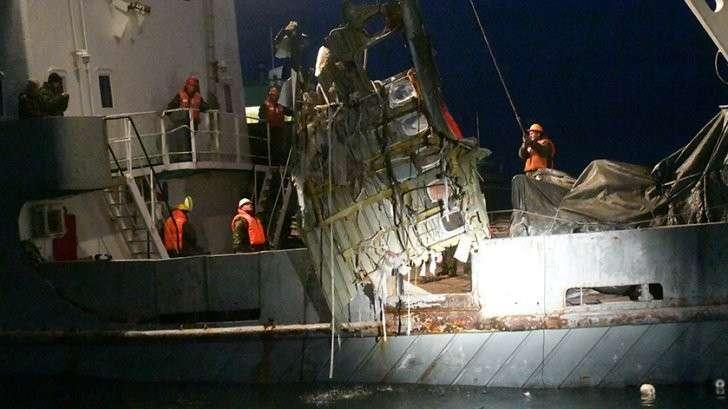 «Снял взлёт и падение  в море Ту-154»: у следствия появился свидетель авиакатастрофы