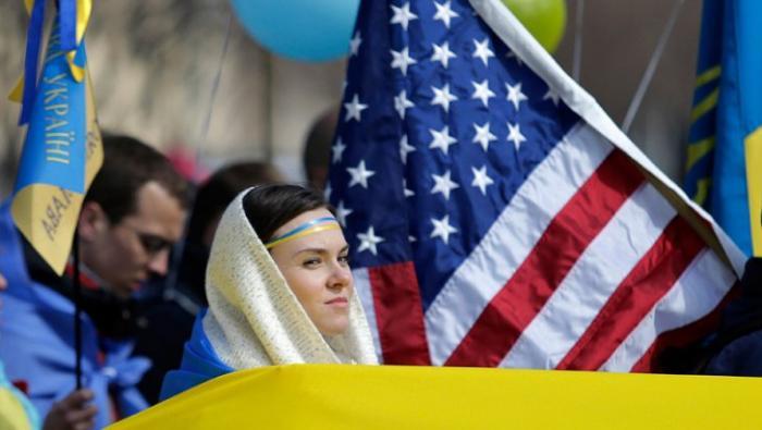 Попытка номер два: США профинансируют коррупцию на Украине