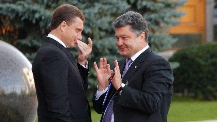 Украина: «днепропетровские» проигрывают «киевским» и