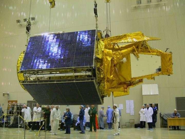 Спутники серии «Экспресс-АМУ» произведут в России