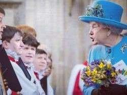 Королева Елизавета II попала под арест за слова: 2017 год станет «годом убоя»