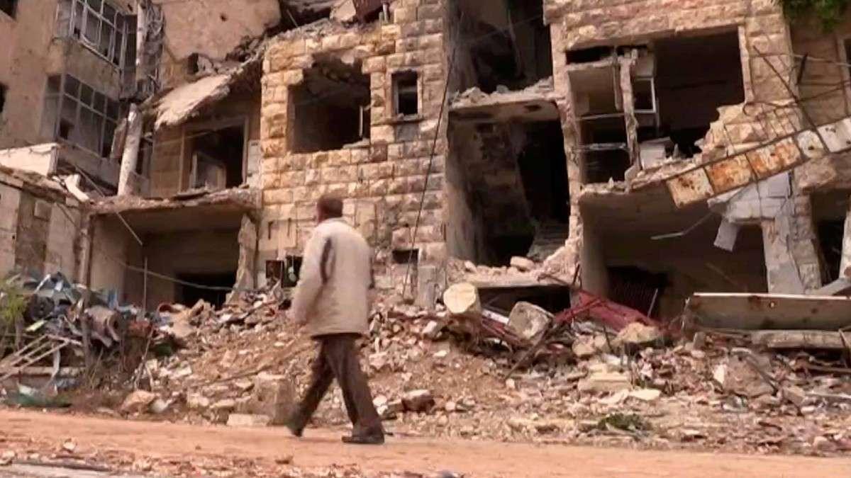 В Сирии погибли мирные жители в результате очередных авиаударов западной коалиции