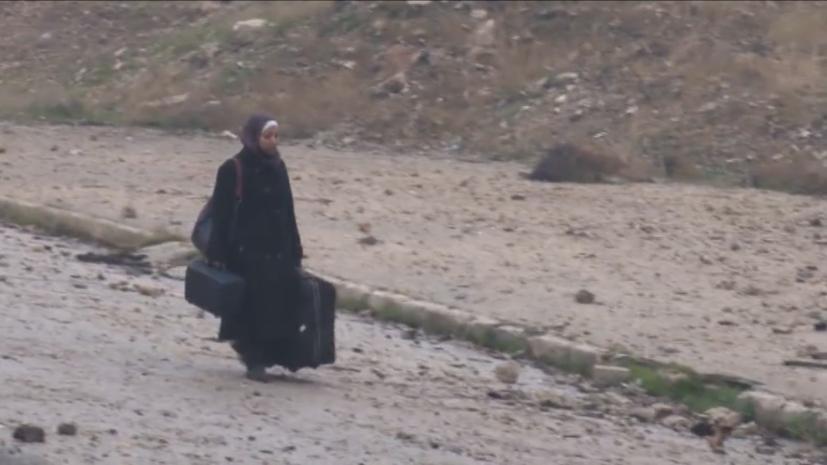 Он свободен: жители восточного Алеппо возвращаются в город
