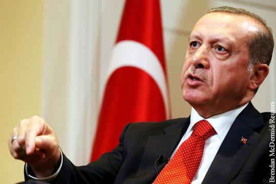 Эрдоган плюнул в уходящего Обаму: обвинил США в сотрудничестве с ИГ