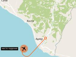 Теракт против Ту-154: операция запудривания продолжается