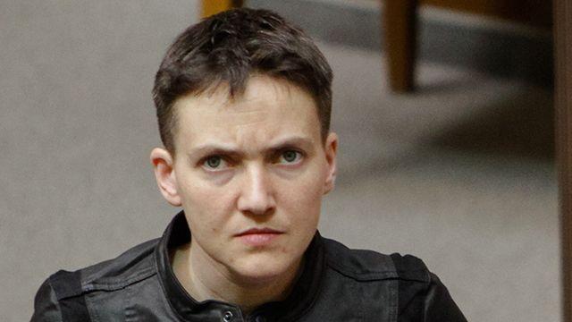 «НашаНадя» Савченко: «Пуля»-миротворица или «Кобыла»-спойлер?