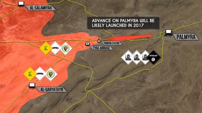Обзор военной обстановки в Сирии. Эрдоган обвинил США в помощи ИГИЛ